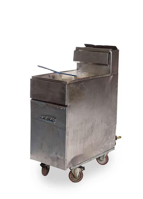 Deep Fryer Kit
