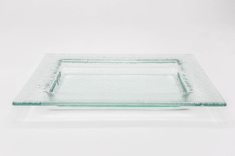 Stuart-Event-Rentals-China-Rectangle-Clear-Glass