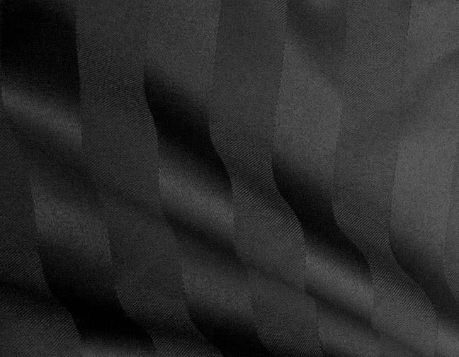 Stuart-Event-Rentals-Linen-Satin-Stripe-Black