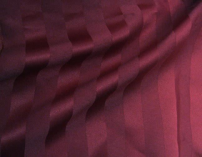 Stuart-Event-Rentals-Linen-Satin-Stripe-Burgundy
