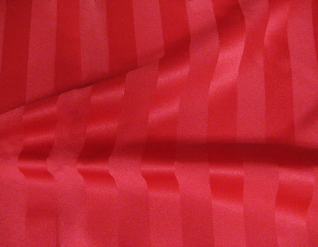 Stuart-Event-Rentals-Linen-Satin-Stripe-Red