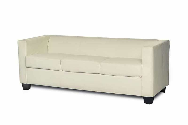 Furniture Logan Sofa White
