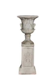 Caesar Stone Stand Urn