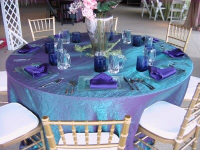 Summer Table Designs Part 2 Bold and Colorful_4