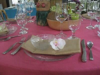 Summer Table Designs Part 3 Beach Theme_7