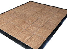 Teak Laminate Dance Floor - NEW!