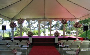 Tented Backyard Wedding_2