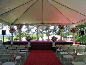 Tented Backyard Wedding_2