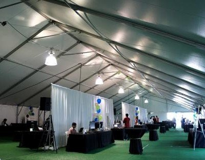 Tented Corporate Fair
