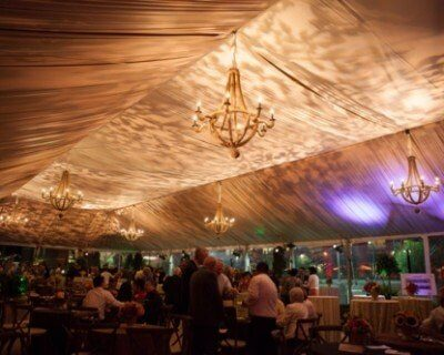 Tented Rustic Glamour