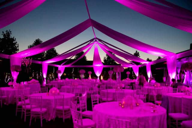 Tent Rental Suppliers in India