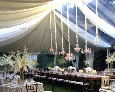 Wedding Tent Chic