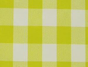 Yellow and White Checkered