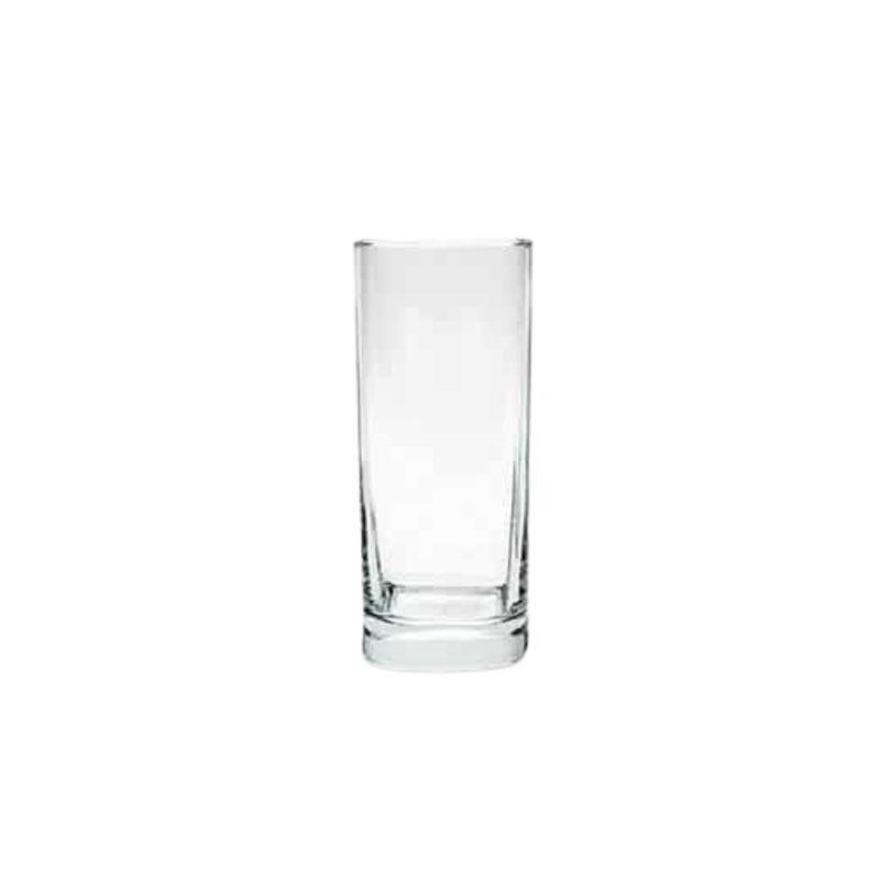 Cubist Square Glassware