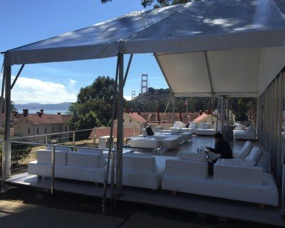 cavallo point tent rental