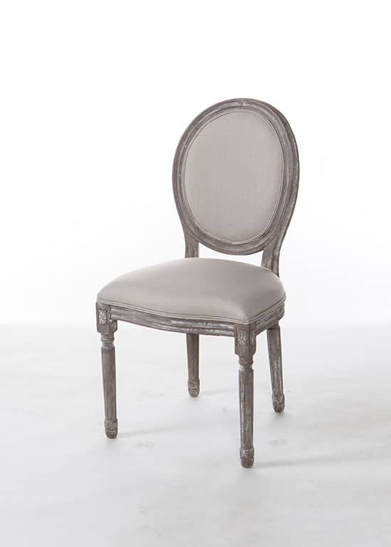 Medallion Parlor Chair
