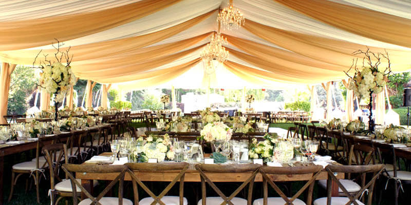 stuart wedding rentals