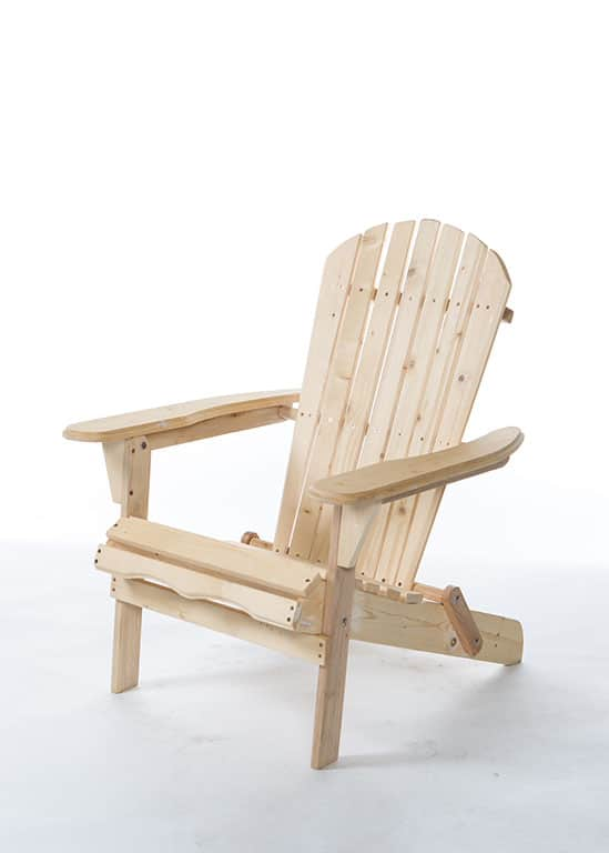 Hampton Wooden Beach Chair - Hampton Wooden Beach Chair Stuart Event Rentals