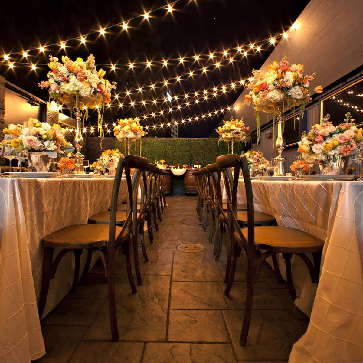 Stuart event rentals for bay area party weddings
