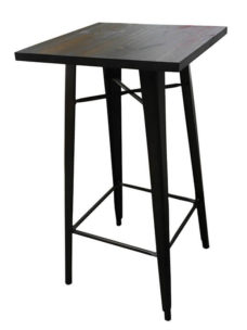 Stuart-Event-Rentals-Furniture-Rustic-Wood-Top-Metal-Bar-Table