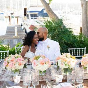 stuart rentals nautical lighthouse wedding