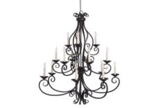 Stuart-Event-Rentals-Lighting-Chandeliers-Tuscan-Wrought-Iron