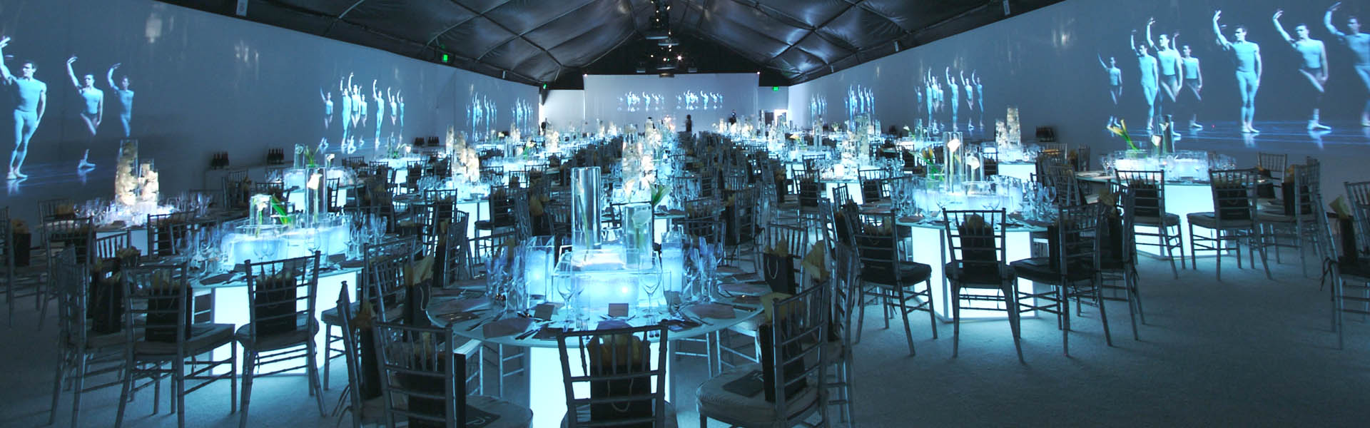 lighting for galas and fundraisers stuart event rentals