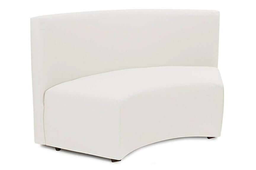 Awe Inspiring Hamilton Curved Sofa Caraccident5 Cool Chair Designs And Ideas Caraccident5Info