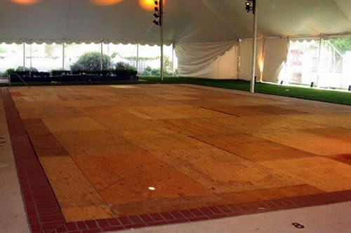 bay area dance floor and flooring rentals