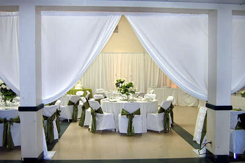 bay area drape rentals and draping