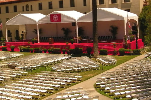 bay area schools and non-profit party rental services