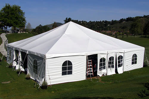 bay area tent rental and tenting services