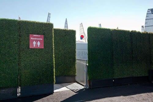 hedges rentals