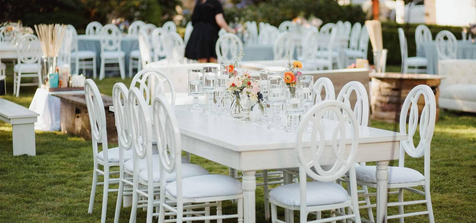 stuart wedding rentals