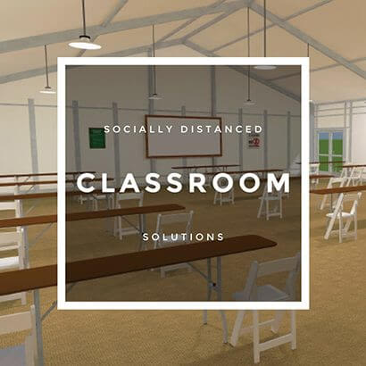 socially distanced classroom solutions