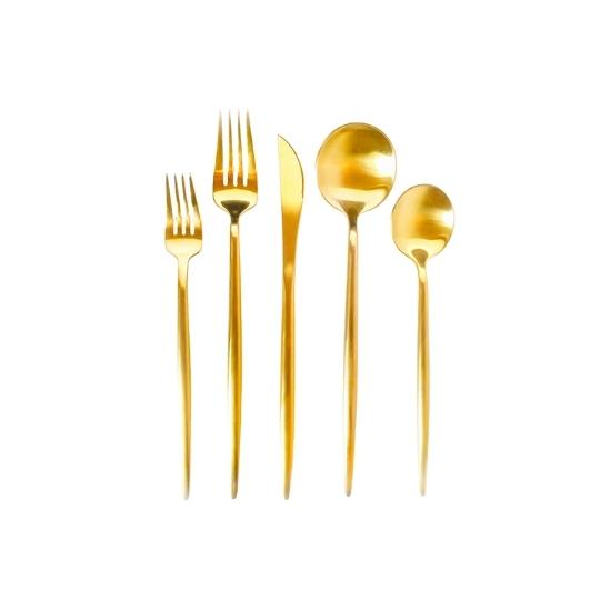 Celeste Flatware – Gold